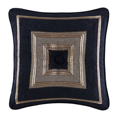 Queen Street Brooke Square Throw Pillow