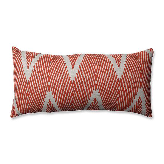 Pillow Perfect Bali Mandarin Pillow