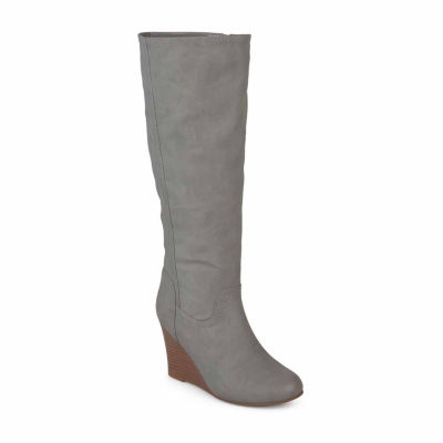 Journee Collection Langly-Wc Womens Dress Boots