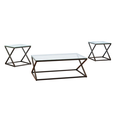 Simmons Casegoods Wren Coffee Table Set