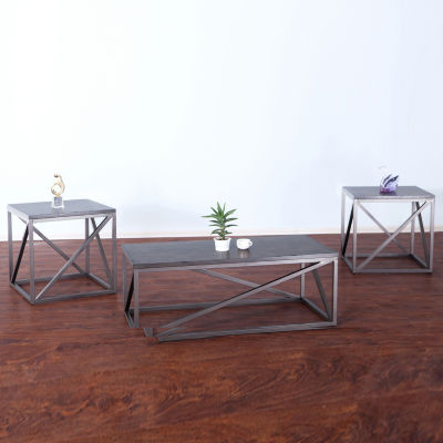 Simmons Casegoods Bristow Coffee Table Set