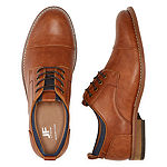 JF J.Ferrar Mens Damon Oxford Shoes