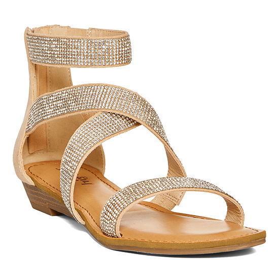 Zigi Soho Womens Mikaela Wedge Sandals
