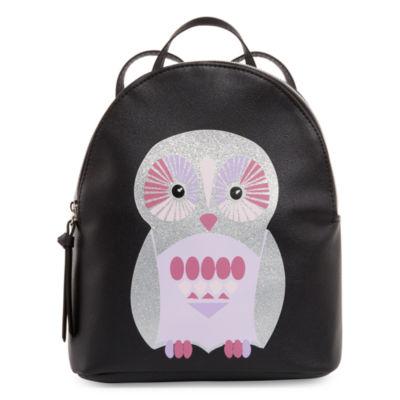 T-Shirt & Jeans Wide Eye Owl Backpack