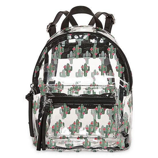 eb0c4cc5b1e2 Arizona Mini Clear Backpack - JCPenney