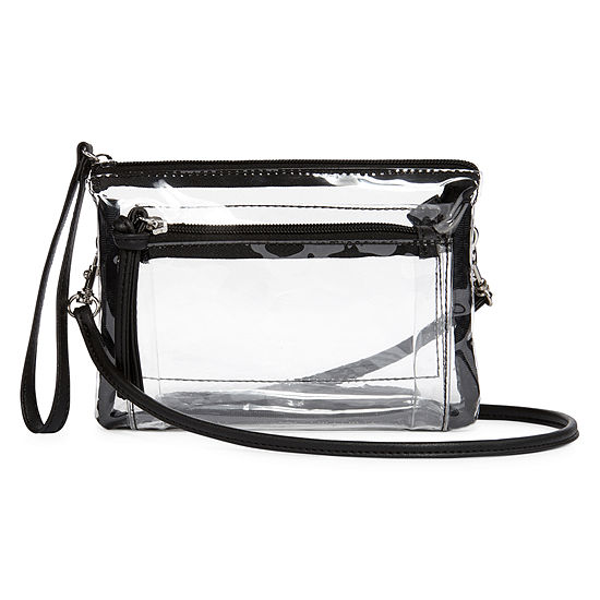 2da533b0bd54 Arizona Clear Crossbody Bag - JCPenney