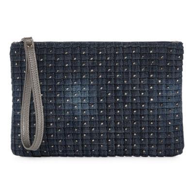 Bold Elements Anastasia Wristlet Bag Clutch