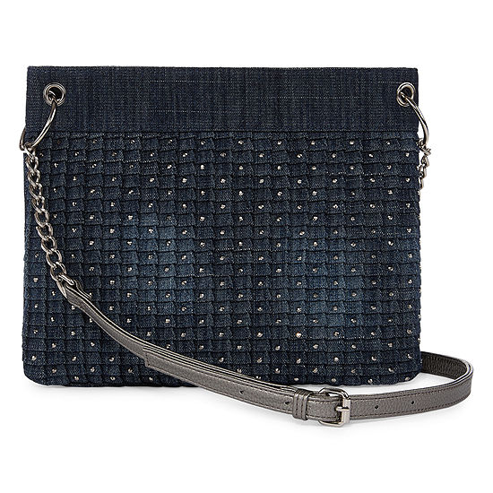 Bold Elements Anastasia Crossbody Bag