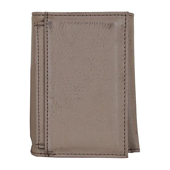Buxton The Baja Id Tri Fold Wallet