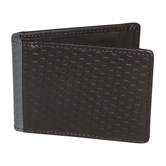 Buxton® Bellamy RFID Front Pocket Flip Wallet
