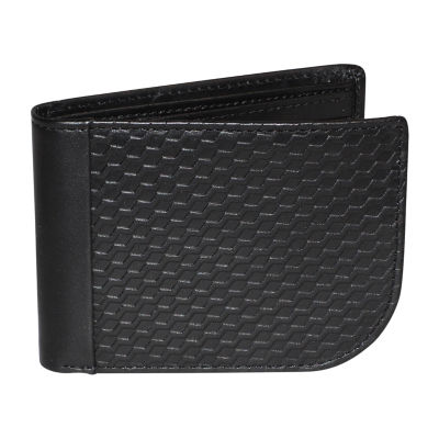 Buxton® J-Edged Bi-Fold Wallet