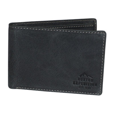 Buxton® Expedition Collection - RFID Front Pocket Slimfold