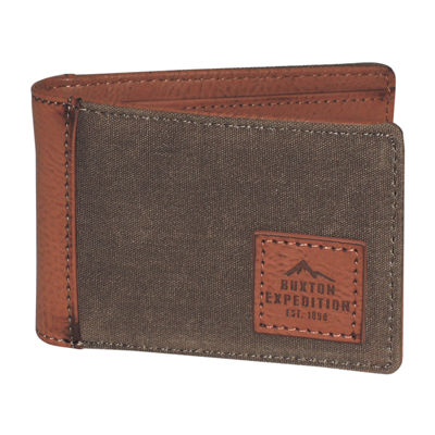 Buxton® Expedition Slim Front Pocket Wallet
