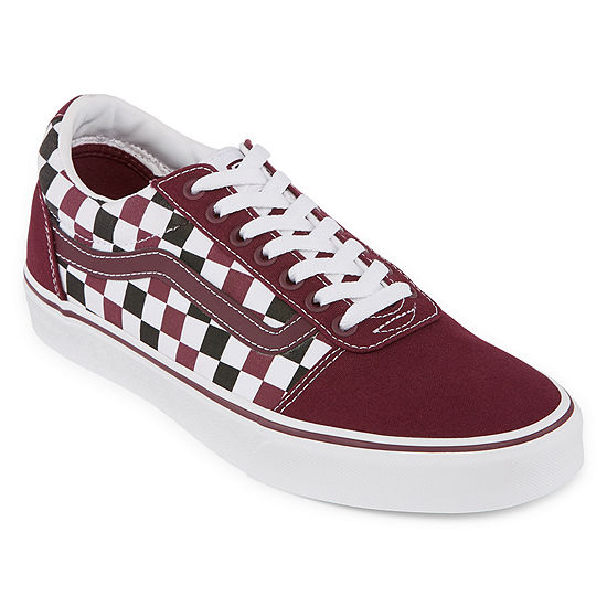 ee769dbbc Vans Ward Mens Skate Shoes Lace-up - JCPenney