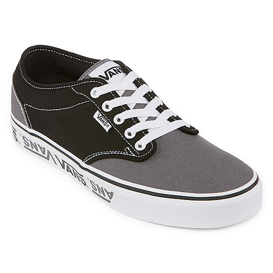 bebfe46eb5 Vans Atwood Mens Skate Lace-up Shoes - JCPenney