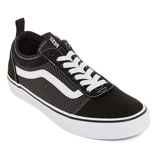 46e953a988d Vans Ward Alt Closur Mens Skate Shoes Lace-up - JCPenney