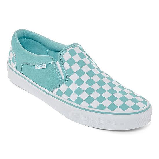 Vans Asher Mens Skate Shoes Slip-on