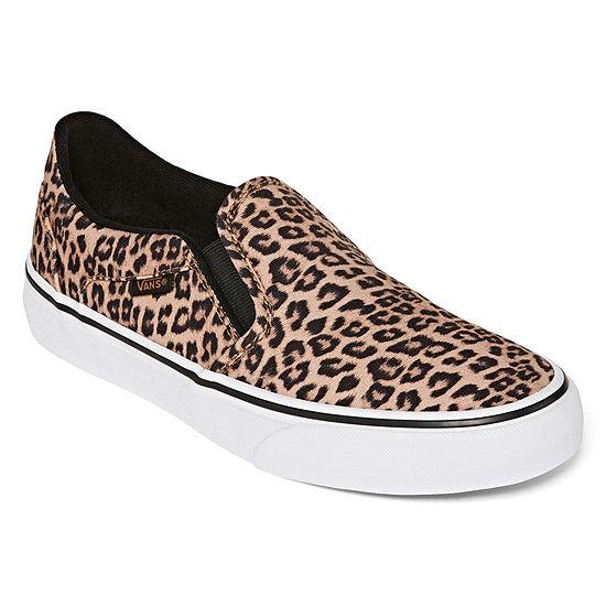 Vans Asher Dx Womens Slip-on Skate Shoes