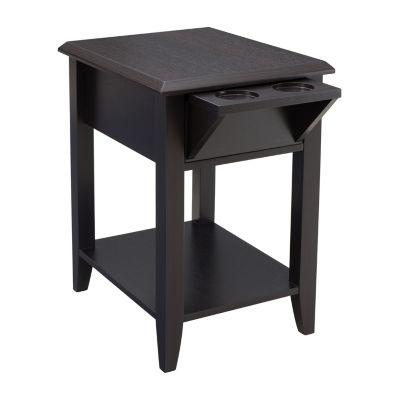 Simmons Casegoods Ellicot Chairside Table
