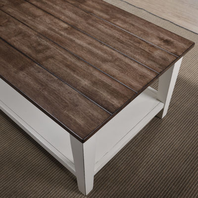 Simmons Casegoods Coastal Charm Coffee Table