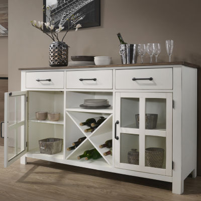 Simmons Casegoods A La Carte China Cabinet