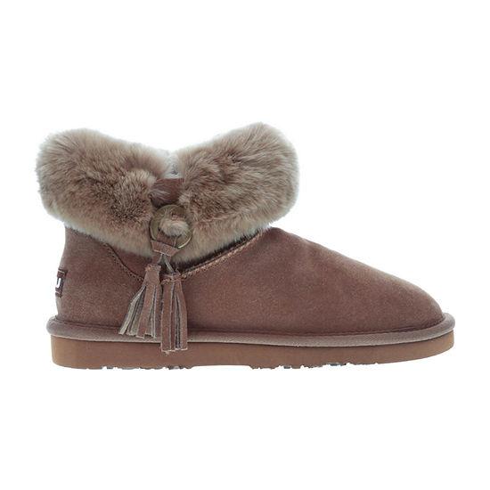 Lamo Womens Elisa Winter Boots Flat Heel