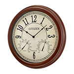 Citizen Cream Wall Clock-Cc2057