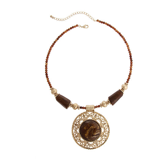 Mixit 16 Inch Pendant Necklace