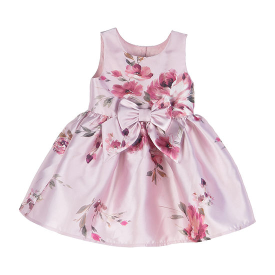 Lilt - Toddler Girls Sleeveless Party Dress