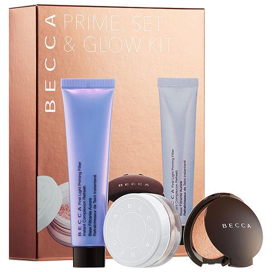 BECCA Prime, Set & Glow