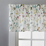 Saturday Knight Aviary Rod-Pocket Tailored Valance