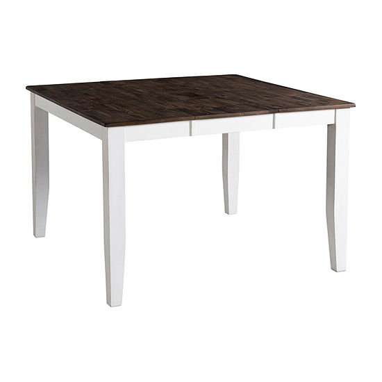 Landry Dining Collection Rectangular Wood-Top Dining Table