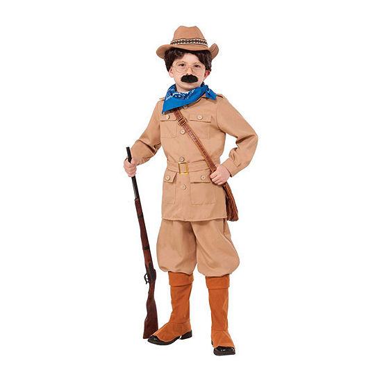 Boys Teddy Roosevelt Boys Costume