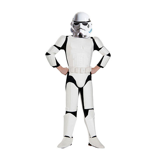 Star Wars Rebels Kids Deluxe Stormtrooper Costume