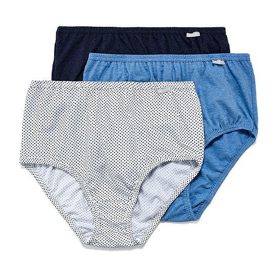 Jockey Plus Elance® Queen Knit High Cut Panty 1485