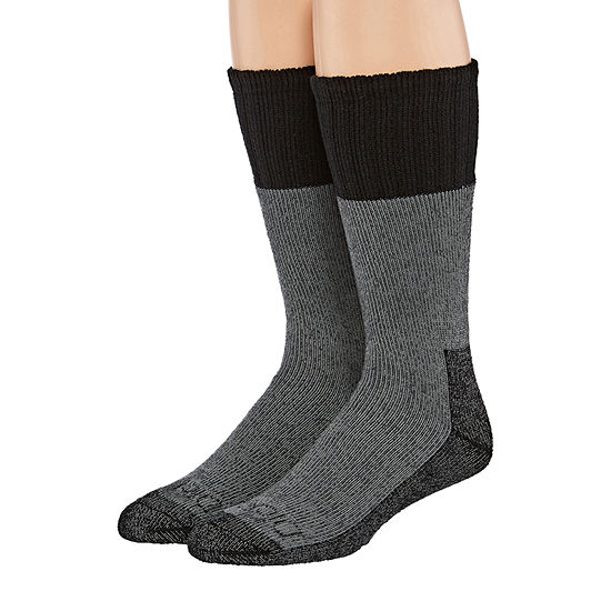 Dickies 2 Pair Crew Socks-Mens