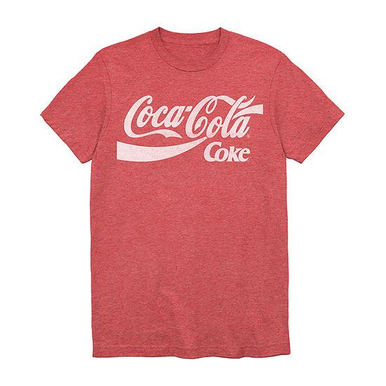Classic Coca Cola Graphic Tee