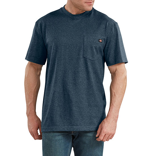 Dickies® Heavyweight Short Sleeve Crew Neck T-shirt - Big & Tall