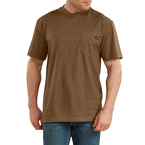 Dickies® Heavyweight Short Sleeve Crew Neck T-shirt - Big & Tall