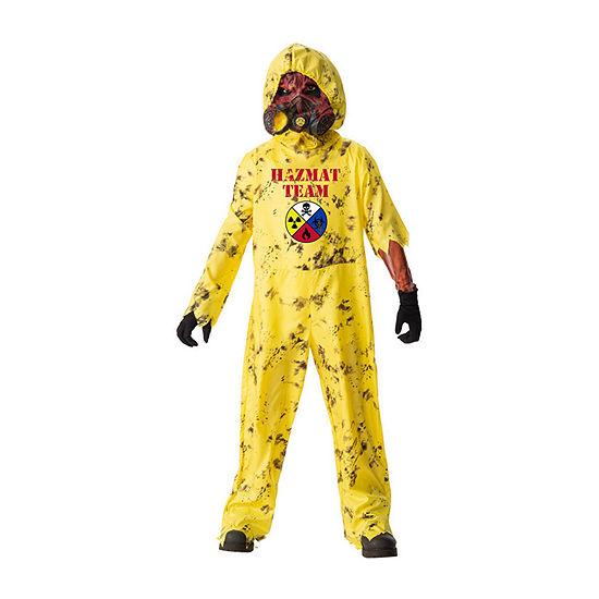 Boys Hazmat Hazard Costume