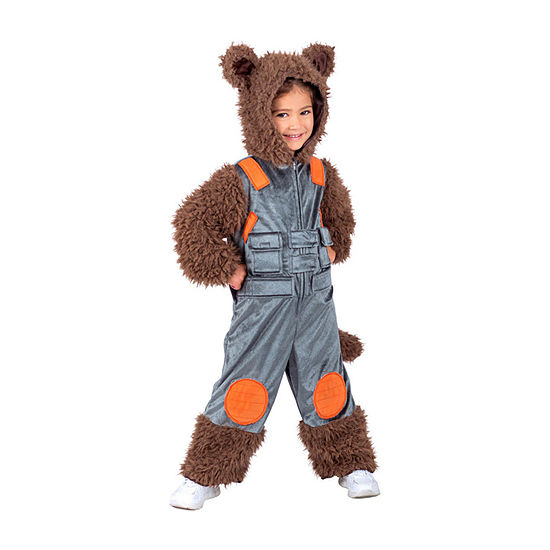 Marvel Child Rocket Raccoon Costume