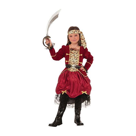 Girls Pirateer Costume Girls Costume
