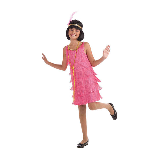 Girls Lil Miss Flapper Costume Girls Costume