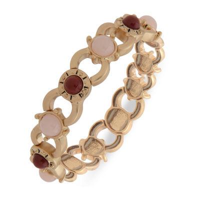 a.n.a Semi Precious Jasper Cuff Bracelet