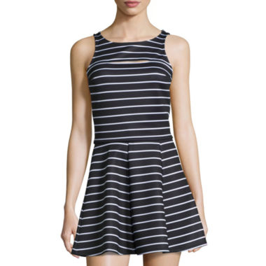 Decree Scuba Bodycon Tank - Juniors