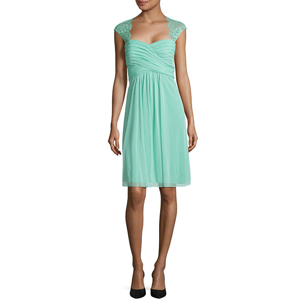Scarlett Sleeveless Empire Waist Dress JCPenney