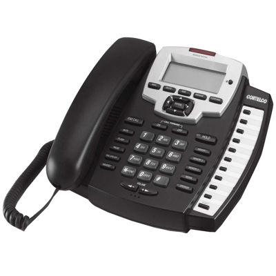 Cortelco ITT-9125 Multi-Feature Telephone