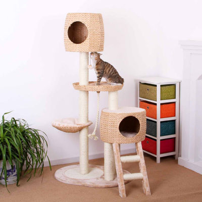 Petpals Coop 64in Multilevel Hiding Condo