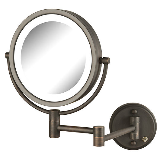 Jerdon 8X Magnification Makeup Mirror