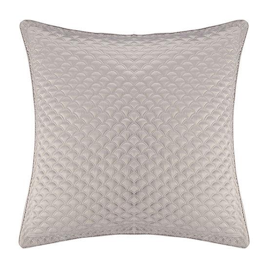 Five Queens Court Zara Square Throw Pillow